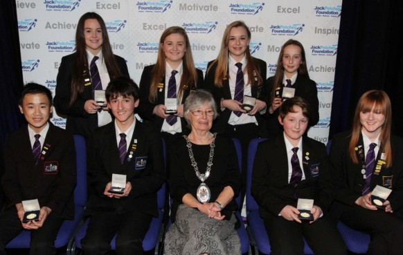 Jack Petchey Presentation Evening - 2014