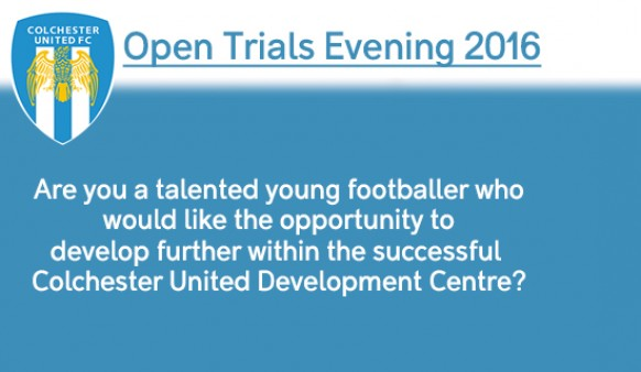 Open Trials Evening 2016