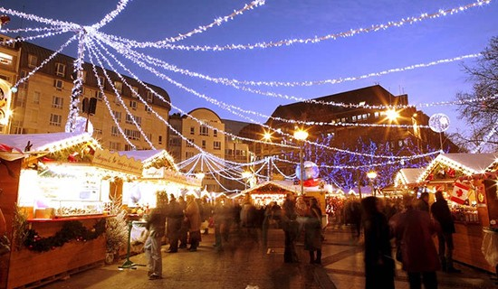 Lille Christmas Market Trip