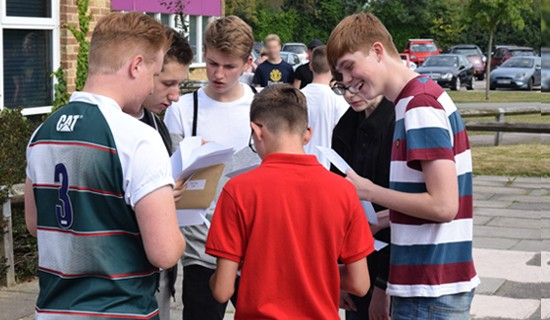 Results Day 2016 - Record Results