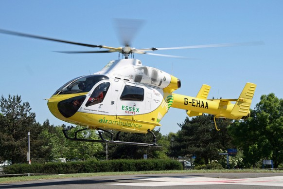 Interact - Supporting Essex Air Ambulance